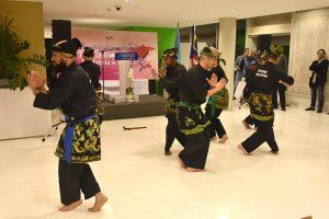 Culture Silat - Démo Silat Gayung Fatani - UNESCO 2017 (3)