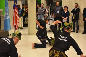 Culture Silat - Démo Silat Gayung Fatani - UNESCO 2017 (7)