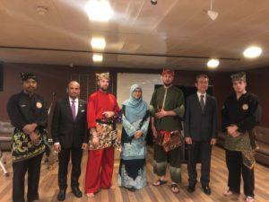 Culture Silat - Démo Silat Gayung Fatani - UNESCO 2019 (1)