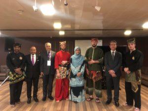 Culture Silat - Démo Silat Gayung Fatani - UNESCO 2019 (2)