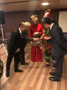 Culture Silat - Démo Silat Gayung Fatani - UNESCO 2019 (4)
