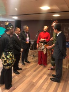 Culture Silat - Démo Silat Gayung Fatani - UNESCO 2019 (5)