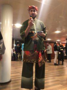 Culture Silat - Démo Silat Gayung Fatani - UNESCO 2019 (6)