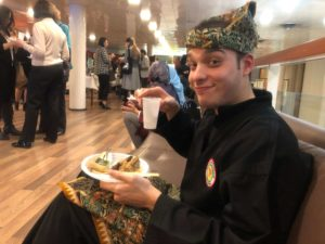 Culture Silat - Démo Silat Gayung Fatani - UNESCO 2019 (9)