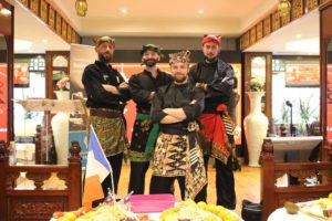 Culture Silat - Démo Silat - Nouvel An Chinois 2020 (2)