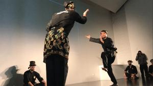 Culture Silat - Démo Silat Seni Gayung Fatani - Inalculturelle 2017 (11)