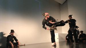 Culture Silat - Démo Silat Seni Gayung Fatani - Inalculturelle 2017 (14)