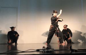 Culture Silat - Démo Silat Seni Gayung Fatani - Inalculturelle 2017 (15)