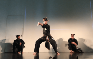 Culture Silat - Démo Silat Seni Gayung Fatani - Inalculturelle 2017 (16)