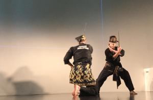 Culture Silat - Démo Silat Seni Gayung Fatani - Inalculturelle 2017 (18)
