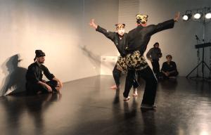 Culture Silat - Démo Silat Seni Gayung Fatani - Inalculturelle 2017 (2)