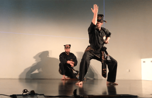 Culture Silat - Démo Silat Seni Gayung Fatani - Inalculturelle 2017 (4)