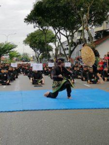 Culture Silat - Démo de Silat Fatani - Himpunan KCH 2018 (10)