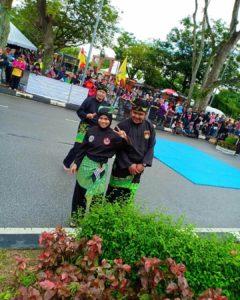 Culture Silat - Démo de Silat Fatani - Himpunan KCH 2018 (12)