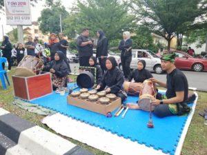 Culture Silat - Démo de Silat Fatani - Himpunan KCH 2018 (13)