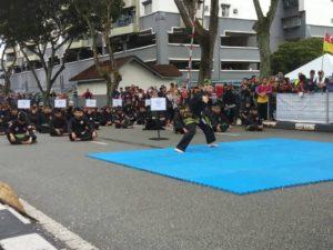Culture Silat - Démo de Silat Fatani - Himpunan KCH 2018 (14)