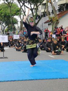Culture Silat - Démo de Silat Fatani - Himpunan KCH 2018 (16)