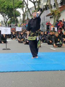Culture Silat - Démo de Silat Fatani - Himpunan KCH 2018 (20)