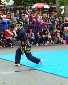 Culture Silat - Démo de Silat Fatani - Himpunan KCH 2018 (5)