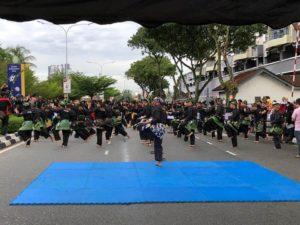 Culture Silat - Démo de Silat Fatani - Himpunan KCH 2018 (7)