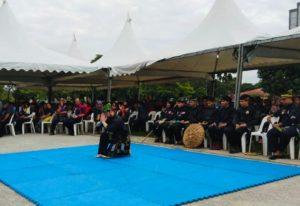 Culture Silat - Démo de Silat Fatani - Himpunan KCH 2018 (8)