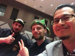 Culture Silat - Démo de Silat Gayung Fatani à Melaka - 2018 (7)