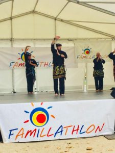 Culture Silat - Démo de Silat Gayung Fatani au Famillathlon Paris - 2018 (10)