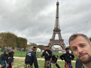 Culture Silat - Démo de Silat Gayung Fatani au Famillathlon Paris - 2018 (3)