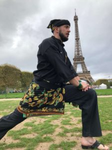 Culture Silat - Démo de Silat Gayung Fatani au Famillathlon Paris - 2018 (4)