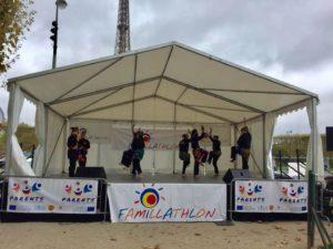 Culture Silat - Démo de Silat Gayung Fatani au Famillathlon Paris - 2018 (9)