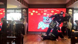 Culture Silat - Démonstration Silat Gayung Fatani au Nouvel An Chinois 2018 (10)