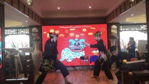 Culture Silat - Démonstration Silat Gayung Fatani au Nouvel An Chinois 2018 (12)