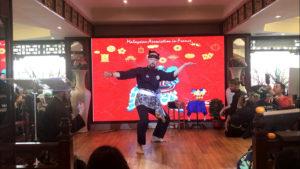 Culture Silat - Démonstration Silat Gayung Fatani au Nouvel An Chinois 2018 (16)