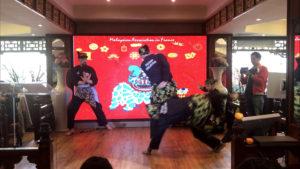 Culture Silat - Démonstration Silat Gayung Fatani au Nouvel An Chinois 2018 (19)