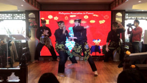 Culture Silat - Démonstration Silat Gayung Fatani au Nouvel An Chinois 2018 (21)