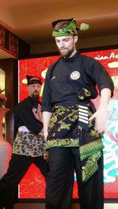 Culture Silat - Démonstration Silat Gayung Fatani au Nouvel An Chinois 2018 (23)