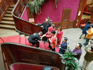 Culture Silat - Démonstration Silat Gayung Fatani au Nouvel An Chinois 2018 (24)