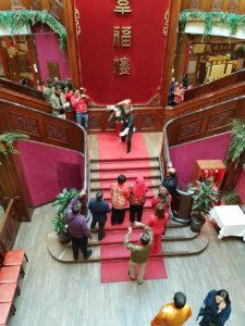 Culture Silat - Démonstration Silat Gayung Fatani au Nouvel An Chinois 2018 (25)
