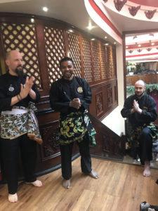Culture Silat - Démonstration Silat Gayung Fatani au Nouvel An Chinois 2018 (27)