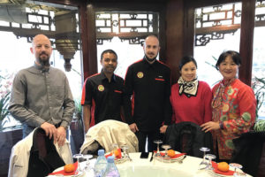 Culture Silat - Démonstration Silat Gayung Fatani au Nouvel An Chinois 2018 (29)