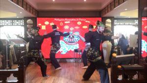 Culture Silat - Démonstration Silat Gayung Fatani au Nouvel An Chinois 2018 (3)