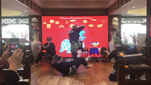 Culture Silat - Démonstration Silat Gayung Fatani au Nouvel An Chinois 2018 (5)