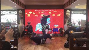 Culture Silat - Démonstration Silat Gayung Fatani au Nouvel An Chinois 2018 (5)