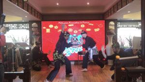 Culture Silat - Démonstration Silat Gayung Fatani au Nouvel An Chinois 2018 (7)