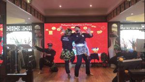 Culture Silat - Démonstration Silat Gayung Fatani au Nouvel An Chinois 2018 (8)