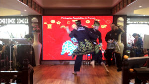 Culture Silat - Démonstration Silat Gayung Fatani au Nouvel An Chinois 2018 (9)
