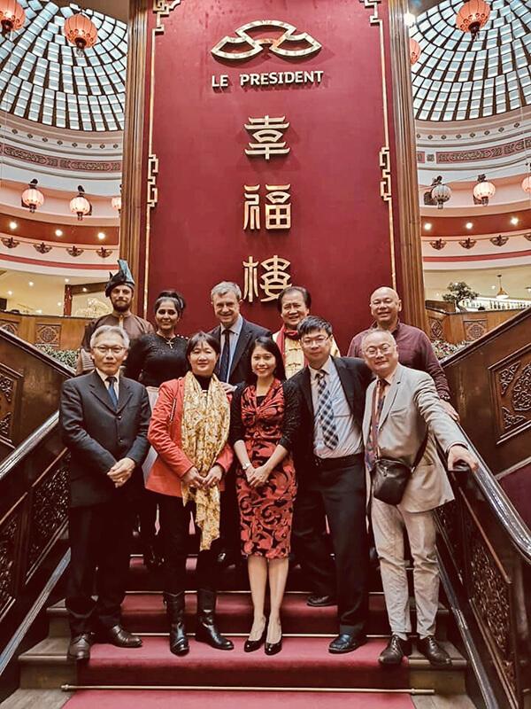 Culture Silat - Démonstration de Pencak Silat Seni Gayung Fatani - Nouvel An Chinois 2019 (1)