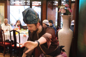 Culture Silat - Démonstration de Pencak Silat Seni Gayung Fatani - Nouvel An Chinois 2019 (11)