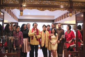 Culture Silat - Démonstration de Pencak Silat Seni Gayung Fatani - Nouvel An Chinois 2019 (12)