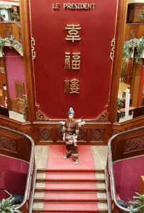 Culture Silat - Démonstration de Pencak Silat Seni Gayung Fatani - Nouvel An Chinois 2019 (14)